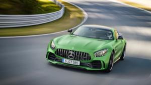 Mercedes AMG GT R For Desktop