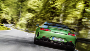 Mercedes AMG GT R For Desktop Background