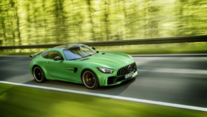 Mercedes AMG GT R Free Images