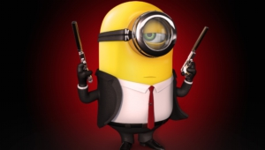 Minions HD Background