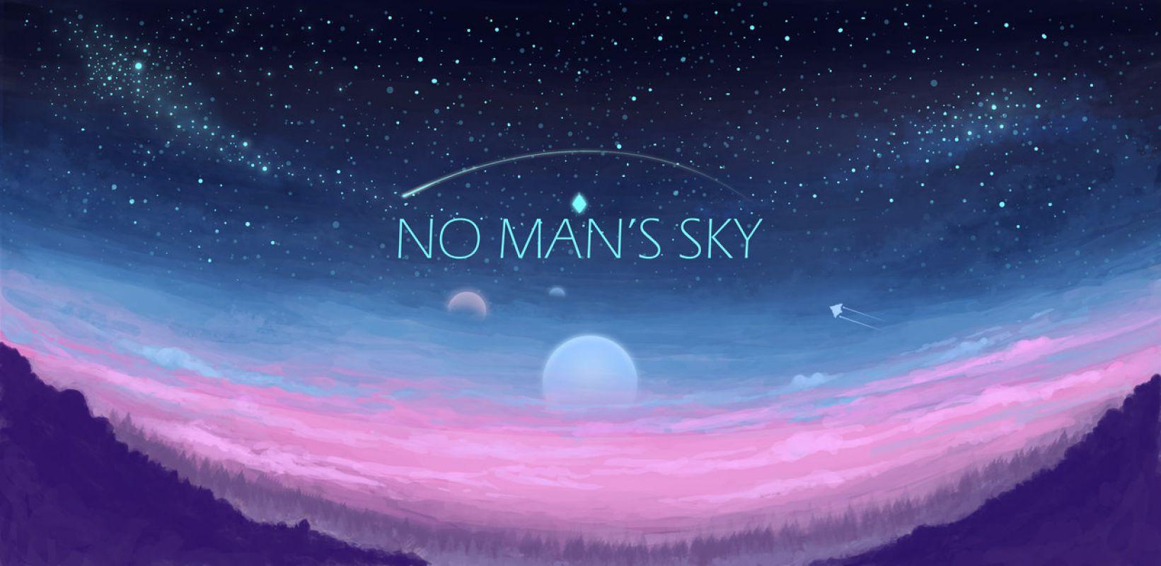 No Man's Sky HD Background
