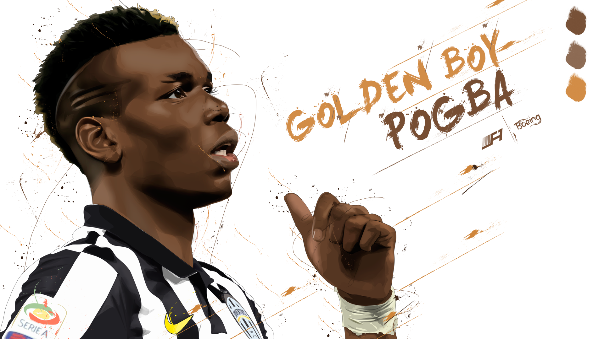 Paul Labile Pogba Wallpapers And Backgrounds