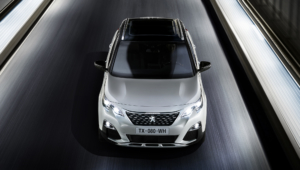 Peugeot 3008 GT Pictures