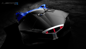 Peugeot L500 R HYbrid Background