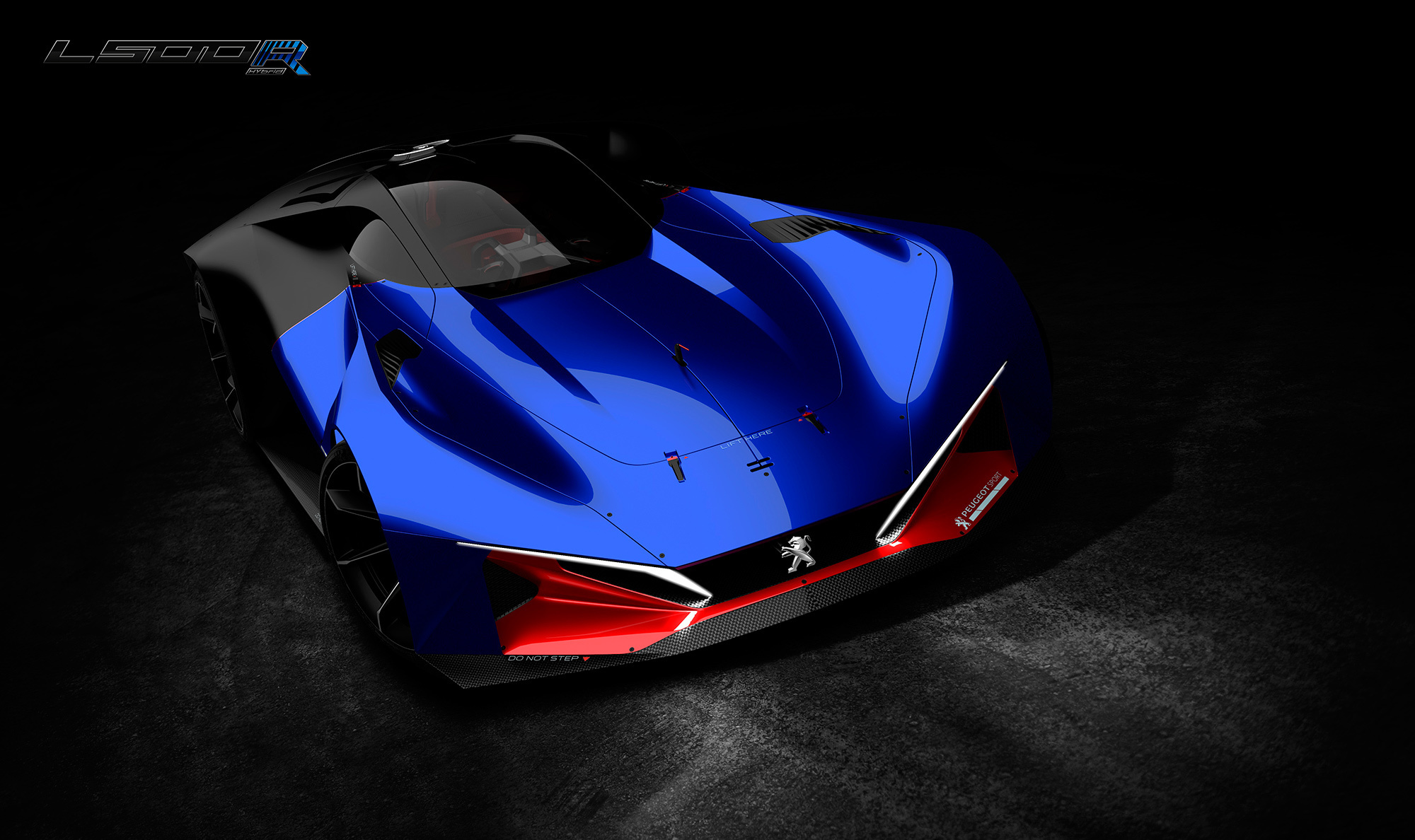 Peugeot L500 R HYbrid HD Wallpaper