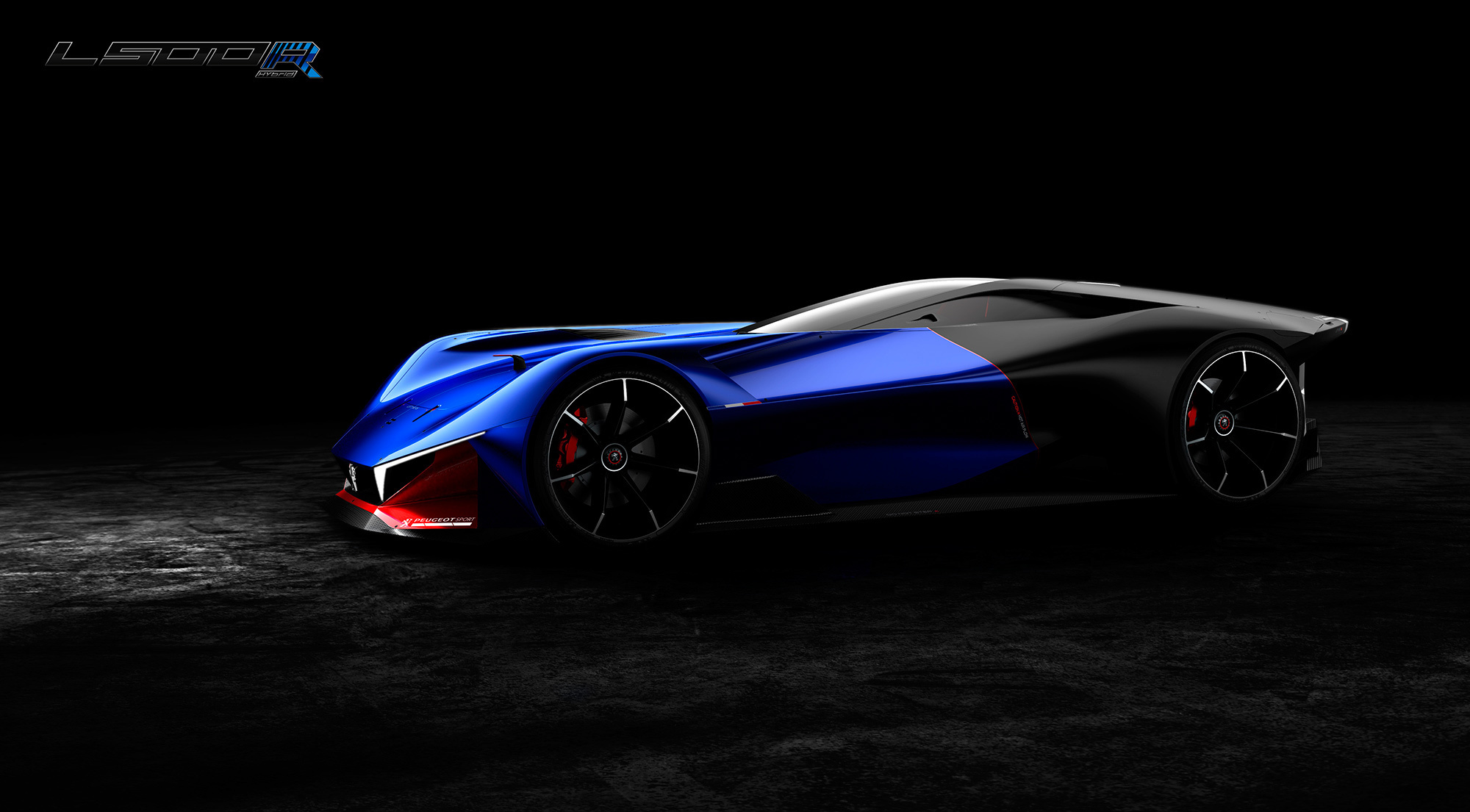 Peugeot L500 R HYbrid High Definition Wallpapers
