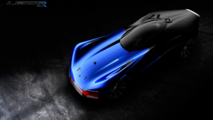 Peugeot L500 R HYbrid High Quality Wallpapers