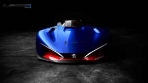 Peugeot L500 R HYbrid Pictures