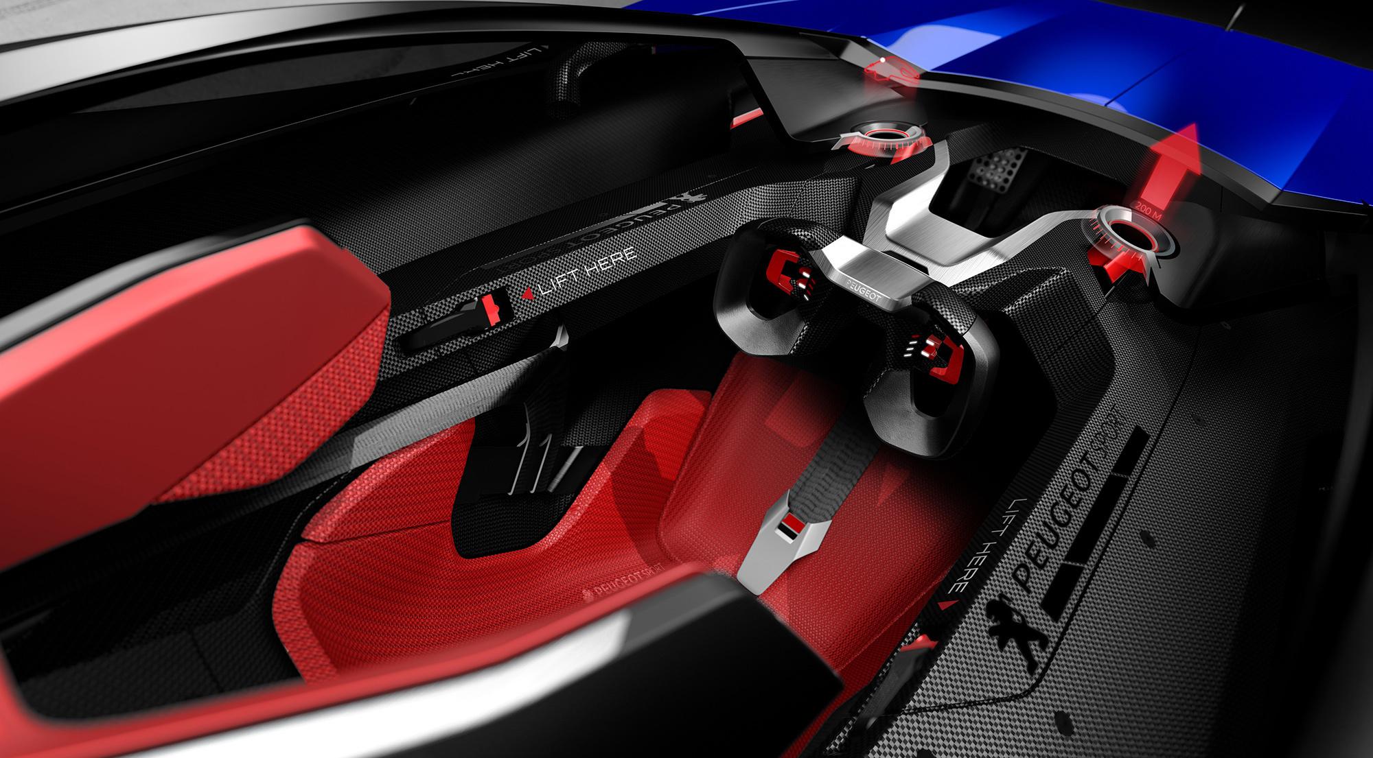 Peugeot L500 R HYbrid For Desktop