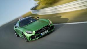 Photos Of Mercedes AMG GT R