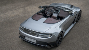 Pictures Of Aston Martin Vantage GT12 Roadster