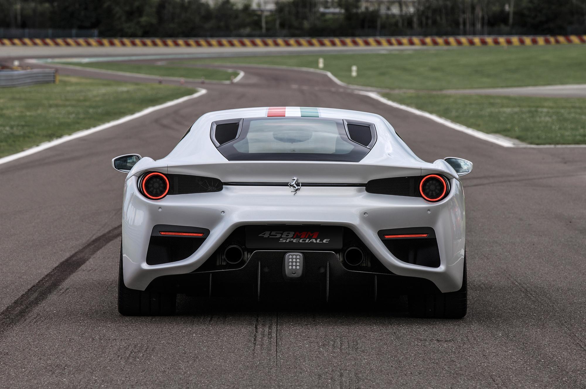 Pictures Of Ferrari 458 MM Speciale