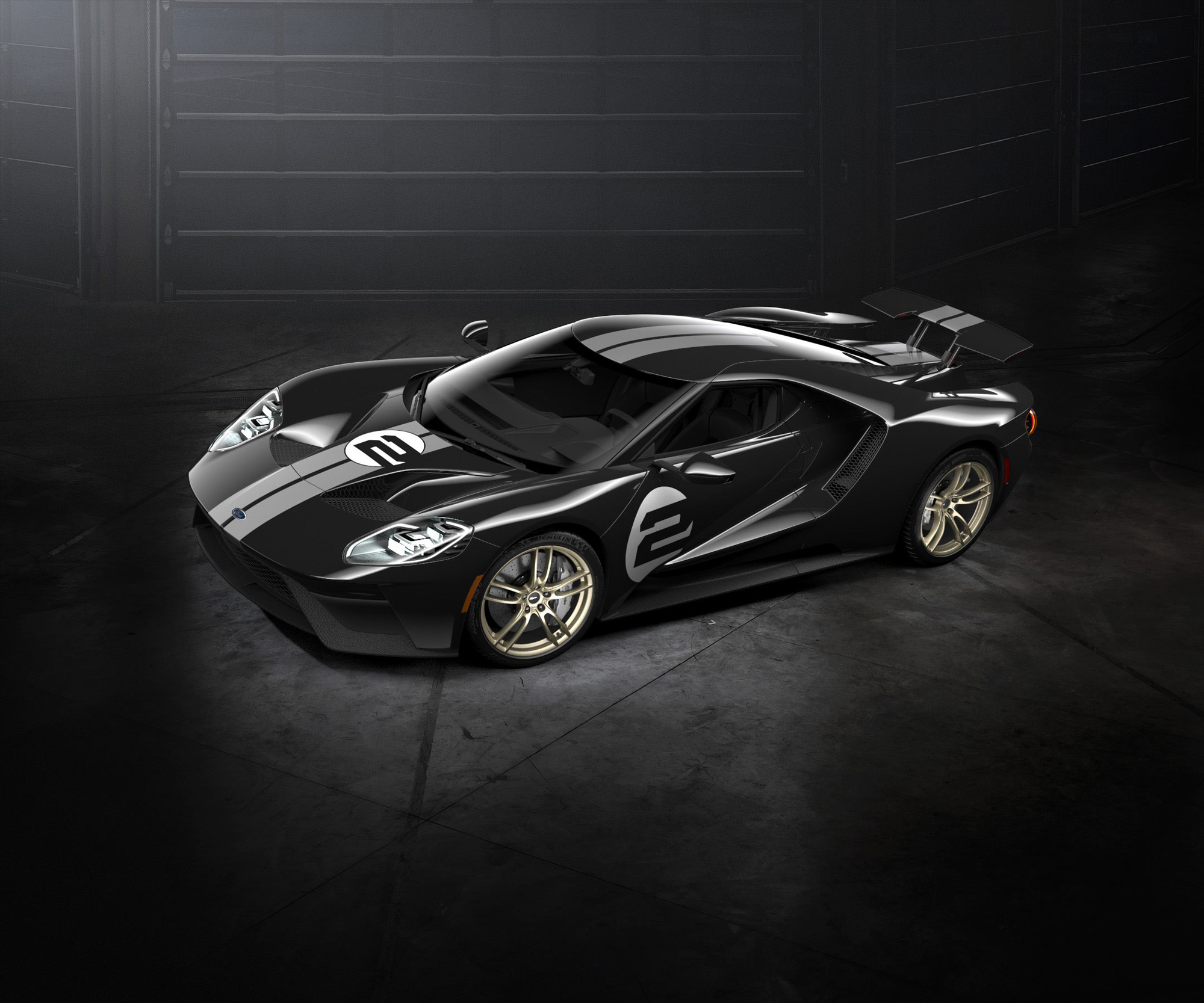 Pictures Of Ford GT 66 Heritage Edition