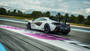 Pictures Of McLaren 570S Sprint