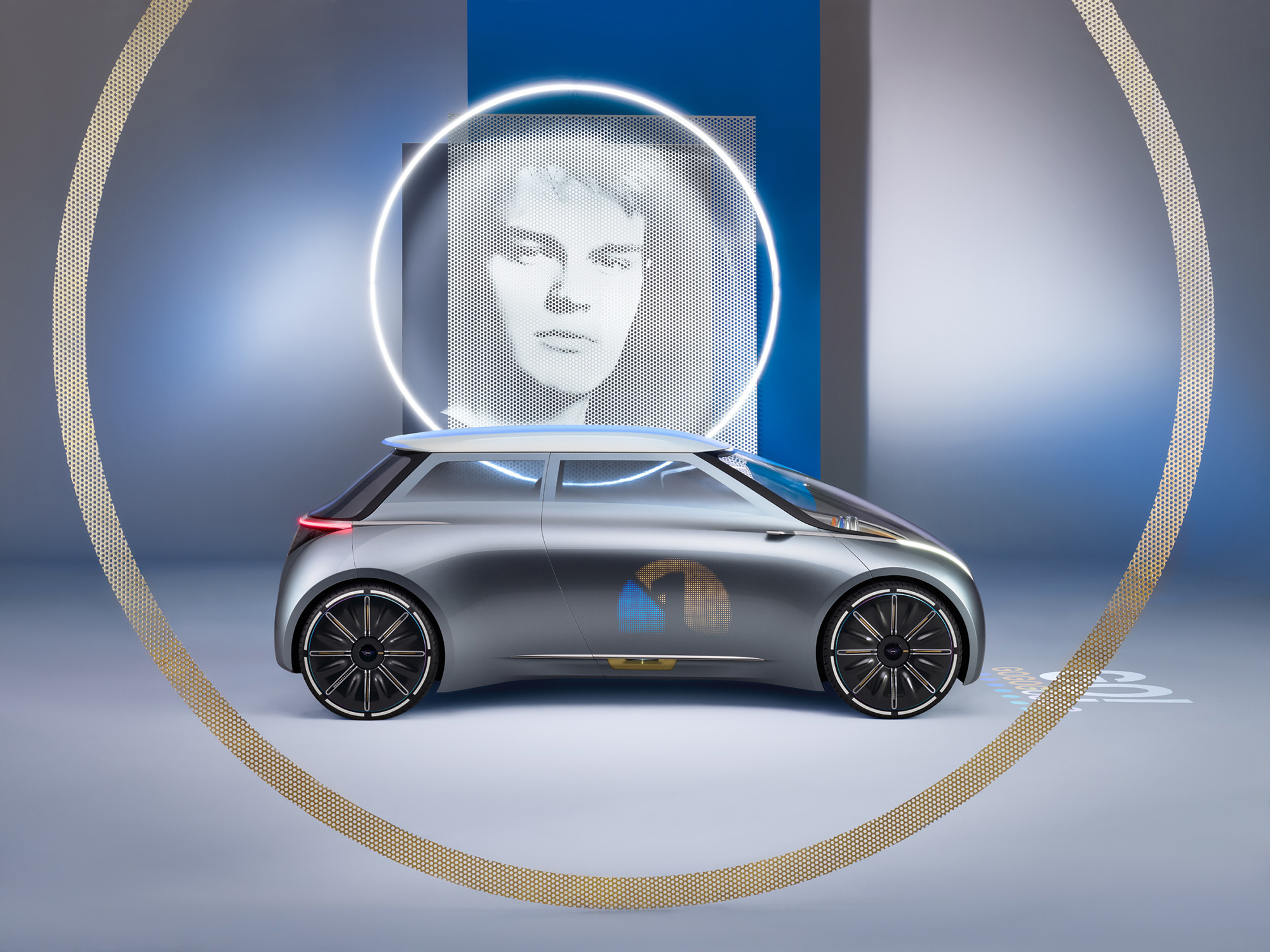 Pictures Of Mini Vision Next 100