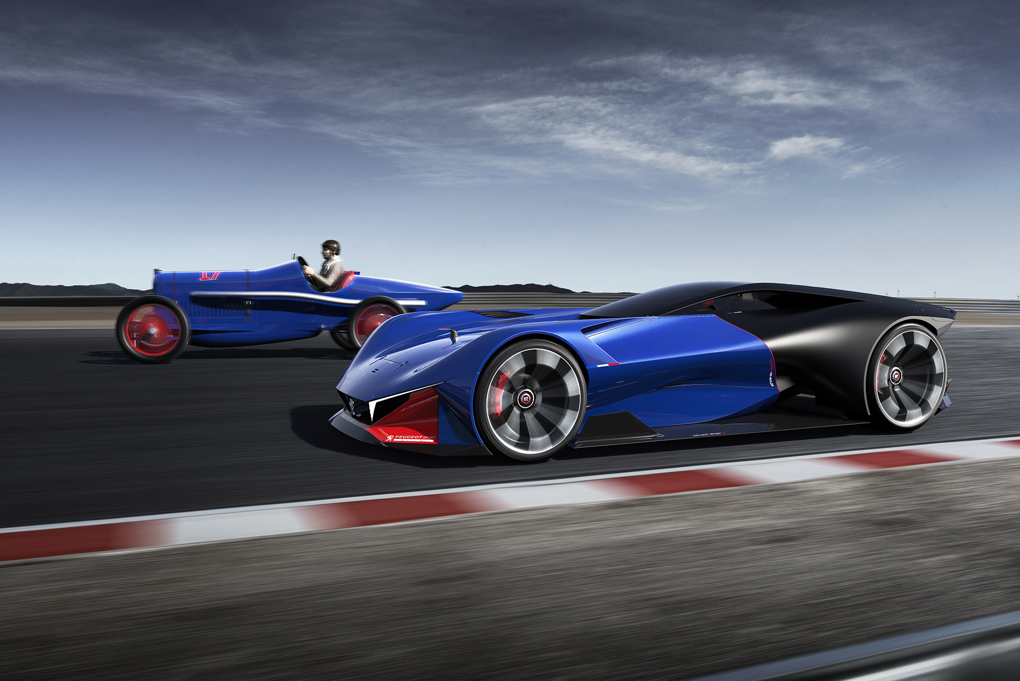 Pictures Of Peugeot L500 R HYbrid