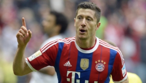 Pictures Of Robert Lewandowski