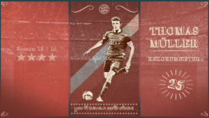 Pictures Of Thomas Muller