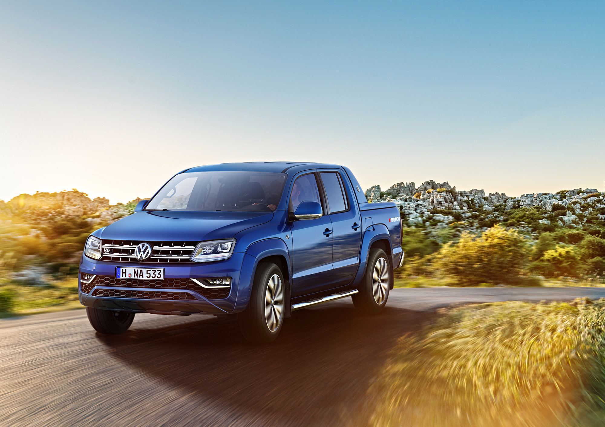 Pictures Of Volkswagen Amarok