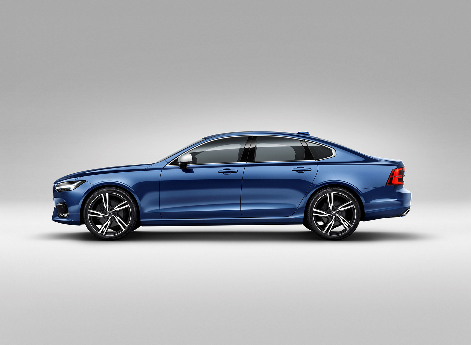 Pictures Of Volvo S90