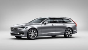 Pictures Of Volvo V90 2017