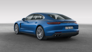 Porsche Panamera 2016 High Quality Wallpapers