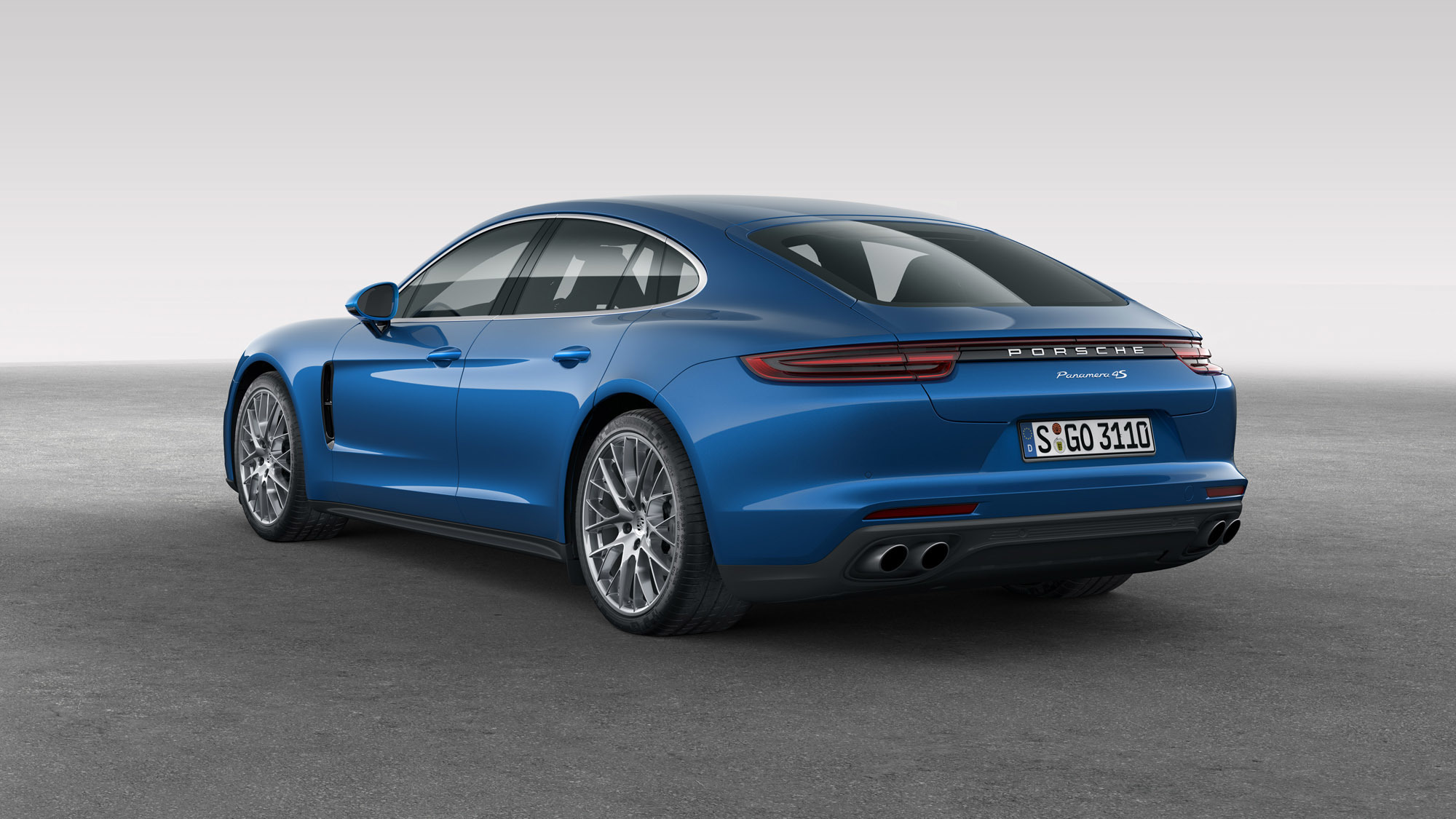 Porsche Panamera 2016 High Quality Wallpapers