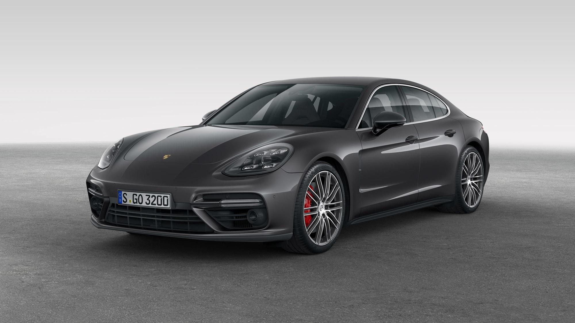 Porsche Panamera 2016 Images