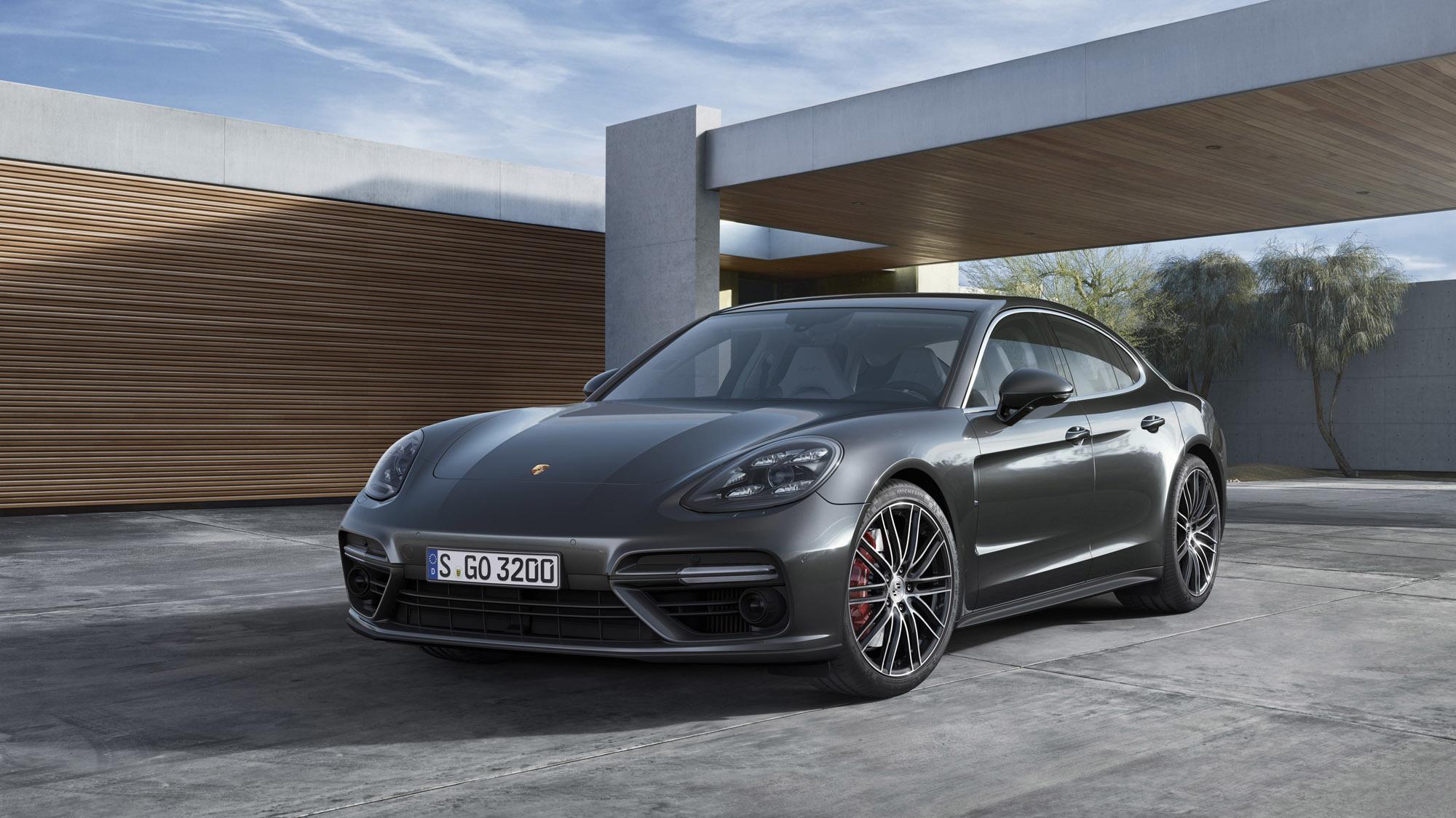 Porsche Panamera 2016 Pictures