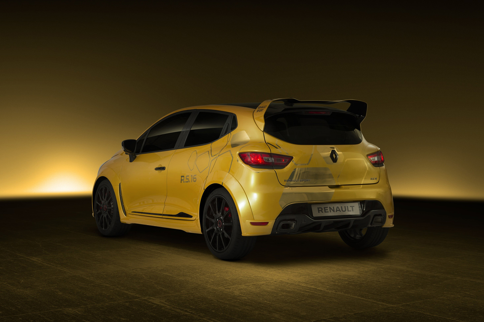 Renault Clio RS Pictures