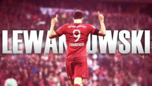Robert Lewandowski Desktop