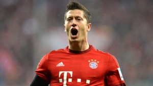 Robert Lewandowski HD Wallpaper