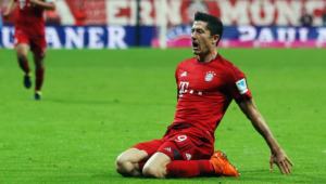 Robert Lewandowski High Definition