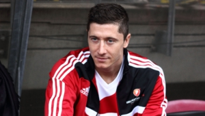 Robert Lewandowski High Definition Wallpapers