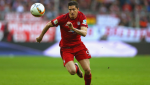 Robert Lewandowski Images
