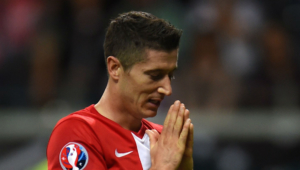 Robert Lewandowski Photos