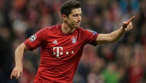Robert Lewandowski Sexy Wallpapers