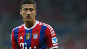 Robert Lewandowski For Desktop Background