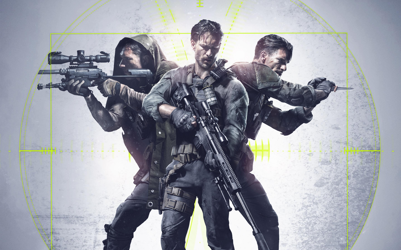 Sniper Ghost Warrior 3 Computer Wallpaper