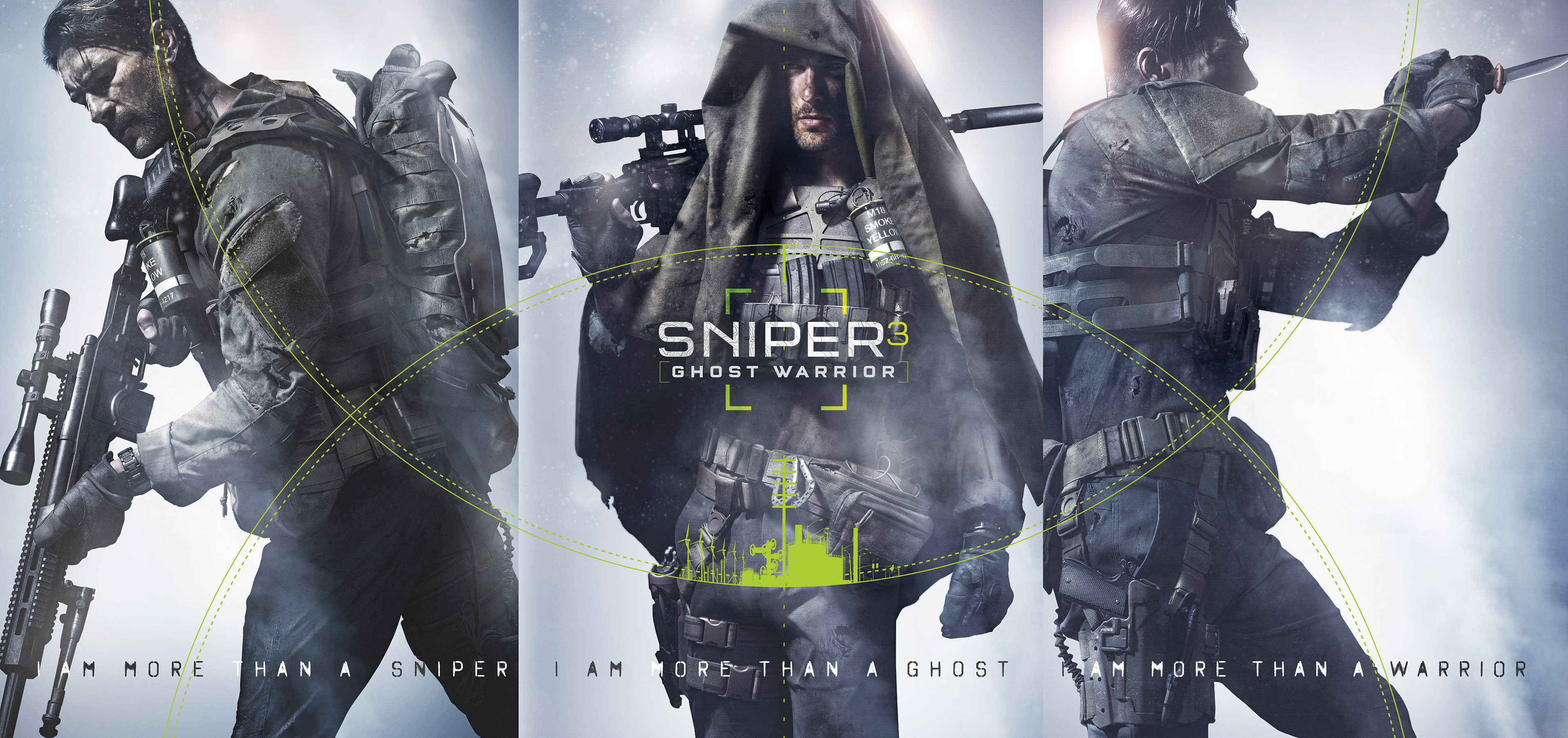 Sniper Ghost Warrior 3 Screenshots