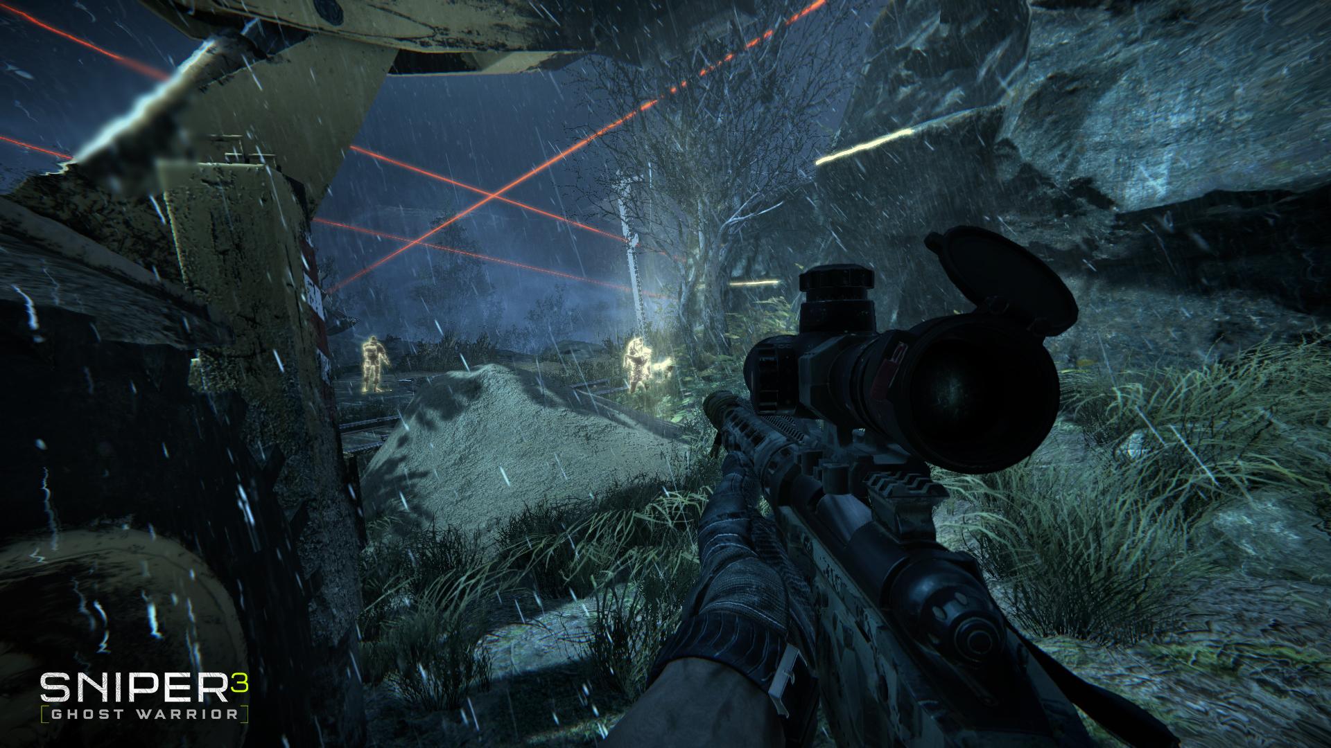 Sniper Ghost Warrior 3 Wallpaper