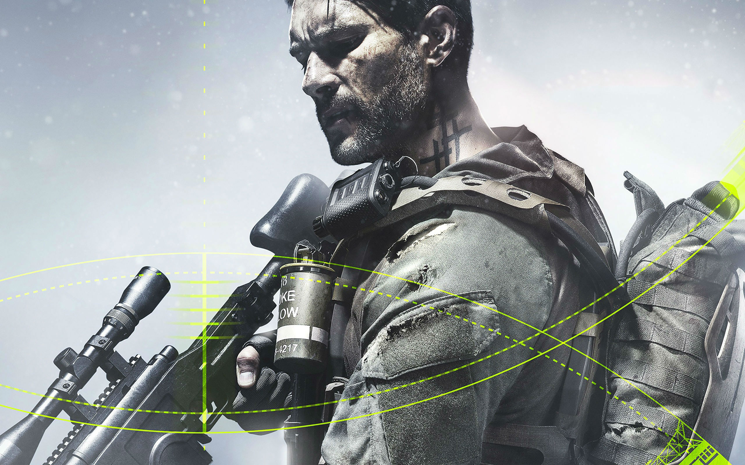 Sniper Ghost Warrior 3 Widescreen