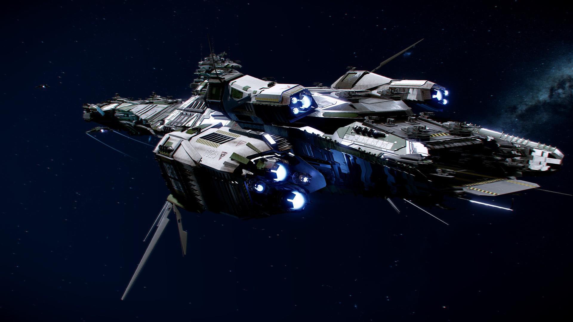 Star Citizen Bengal Carrier
