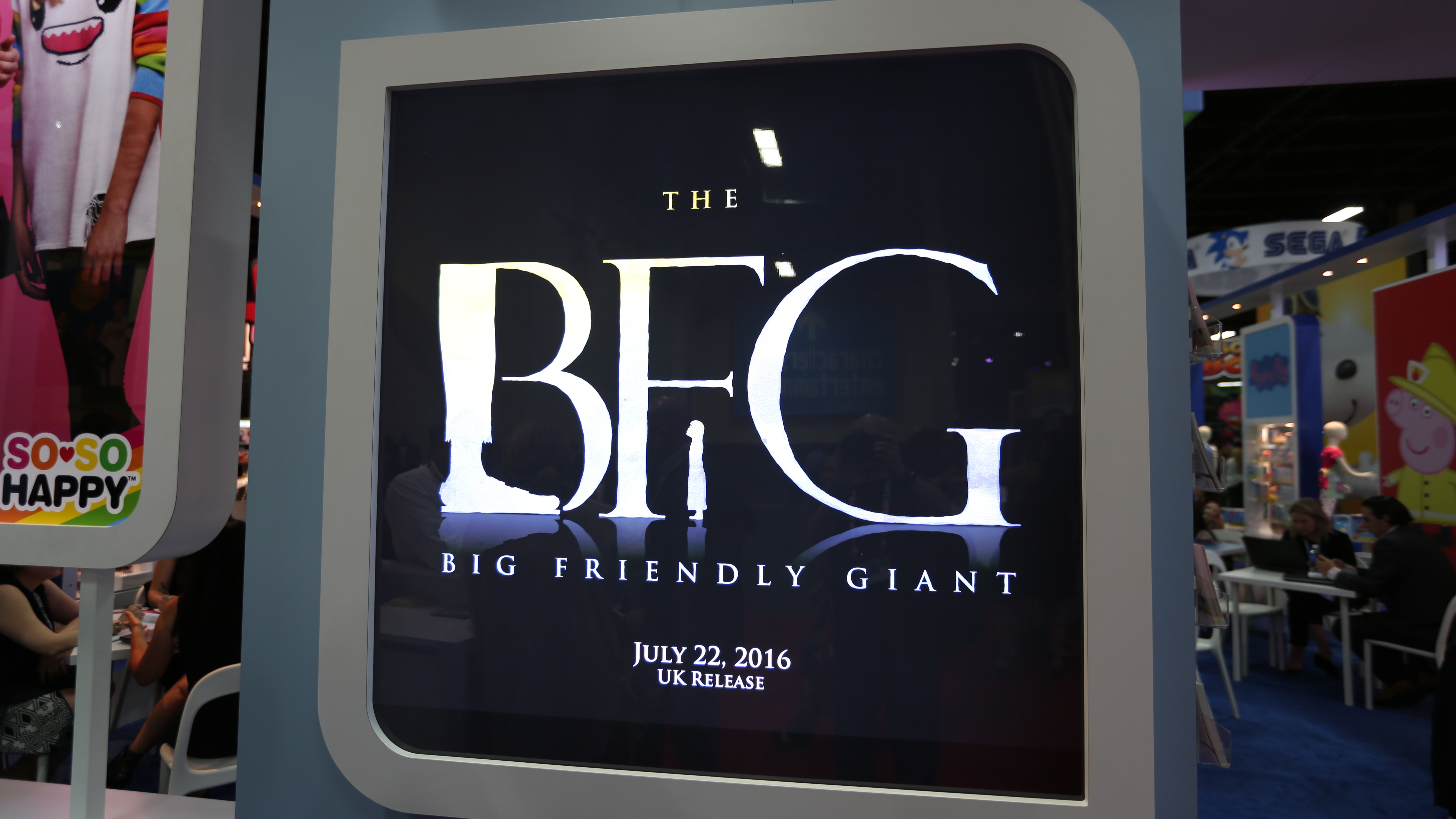 The BFG Wallpapers