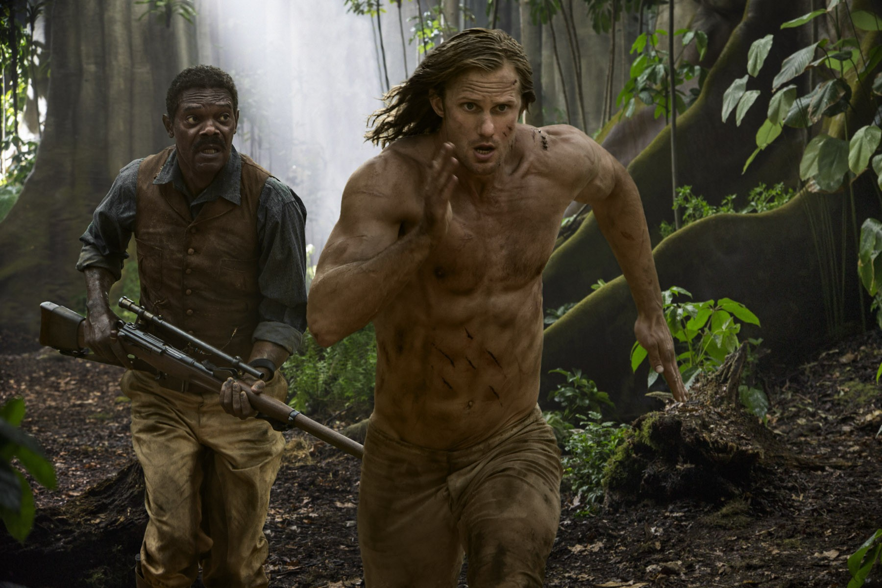 The Legend Of Tarzan High Definition Wallpapers