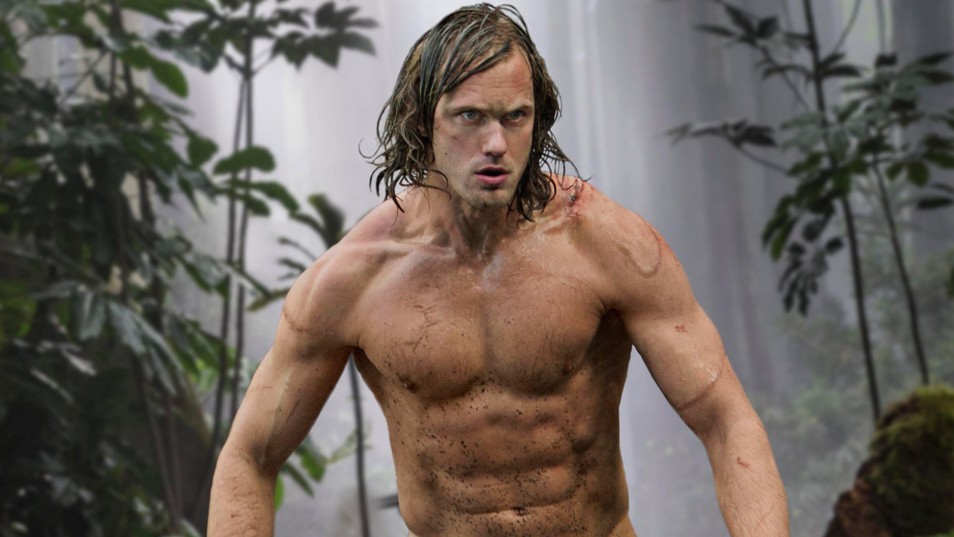 The Legend Of Tarzan Widescreen