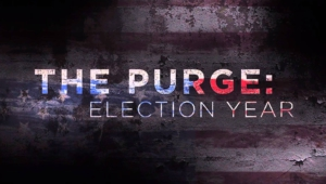 The Purge Election Year Logo