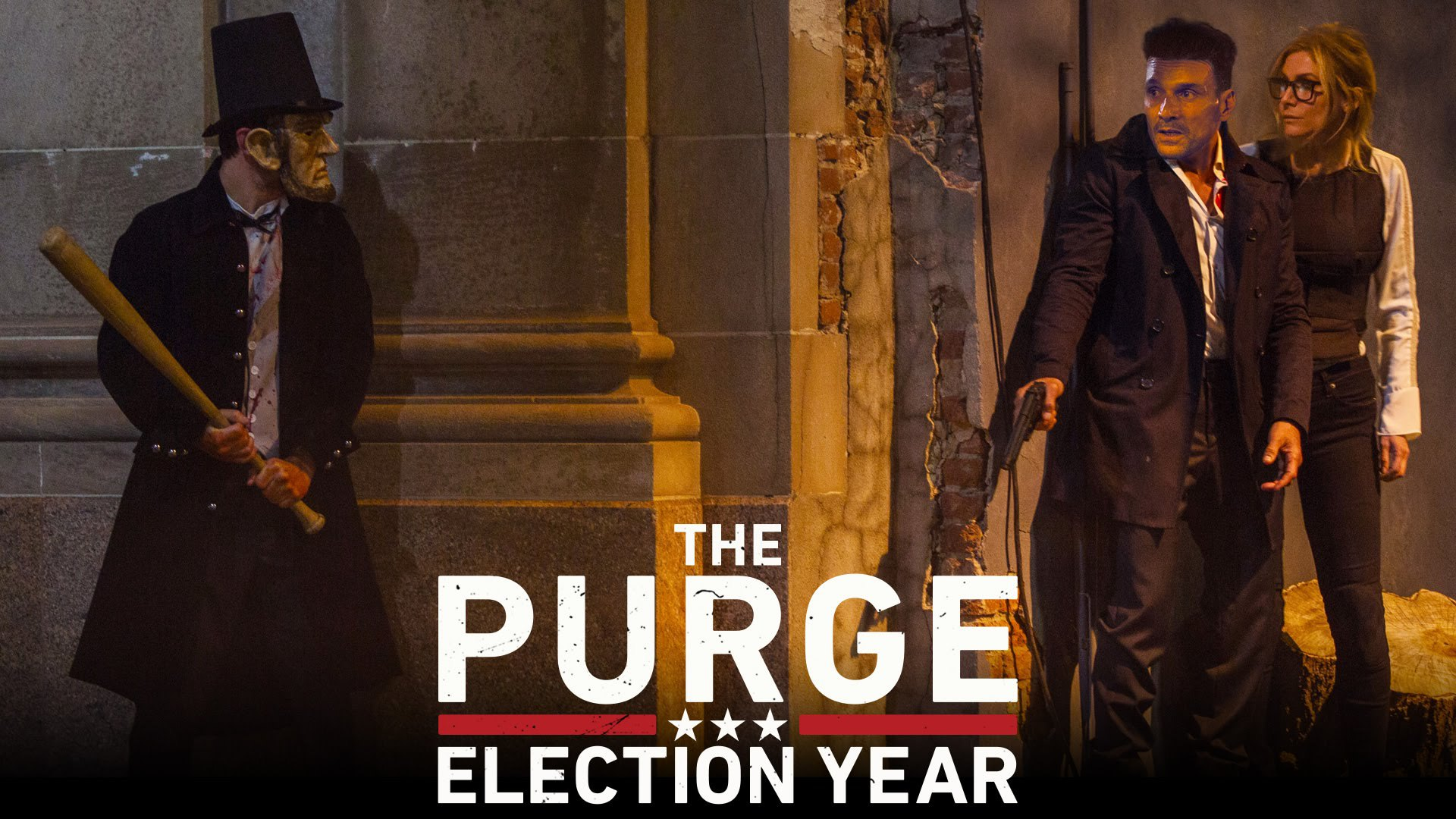 The Purge Election Year Wallapeper