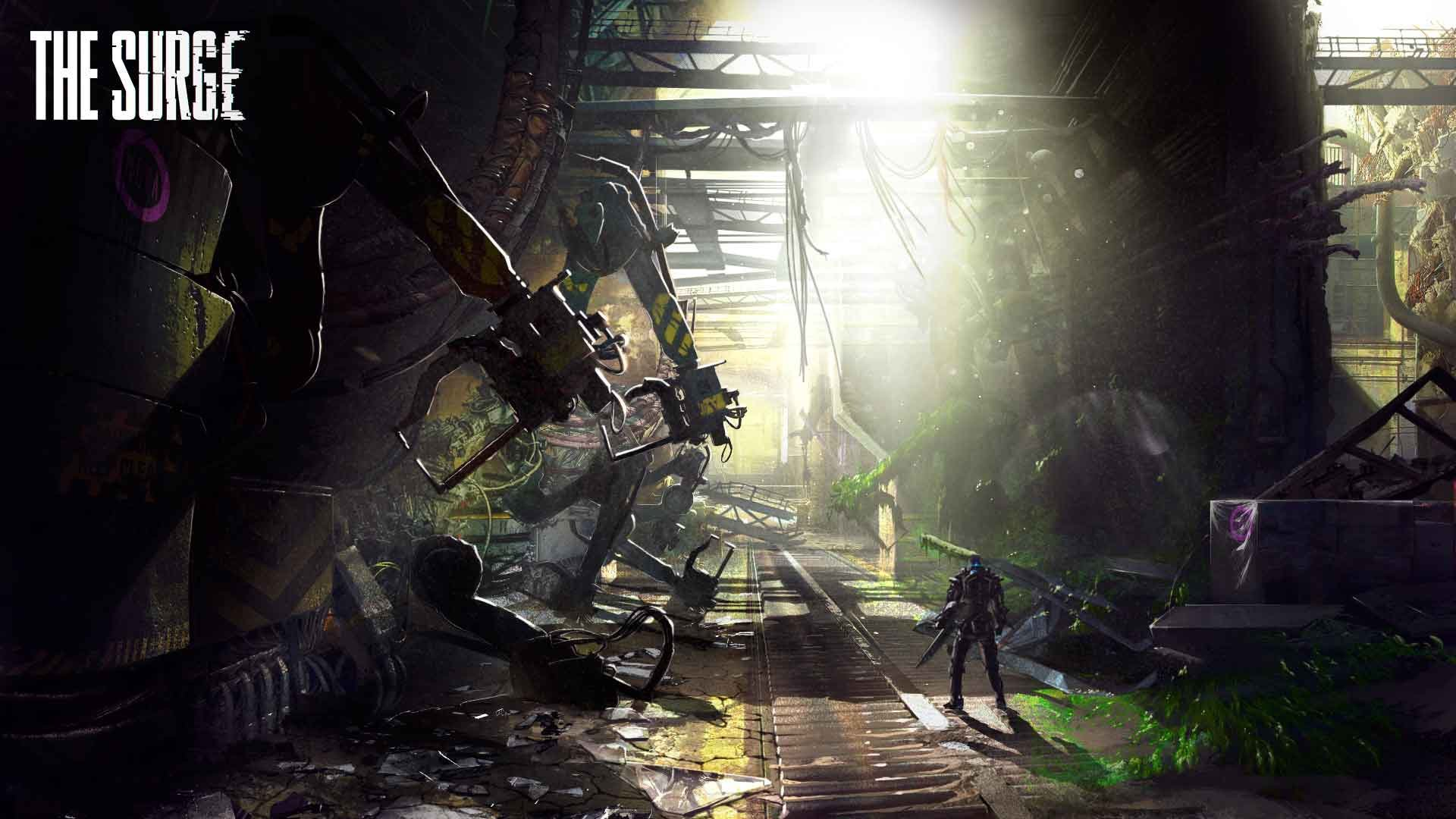 The Surge Images