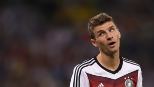 Thomas Muller HD Wallpaper
